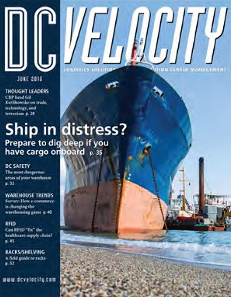DC Velocity – AGiLE Business Media